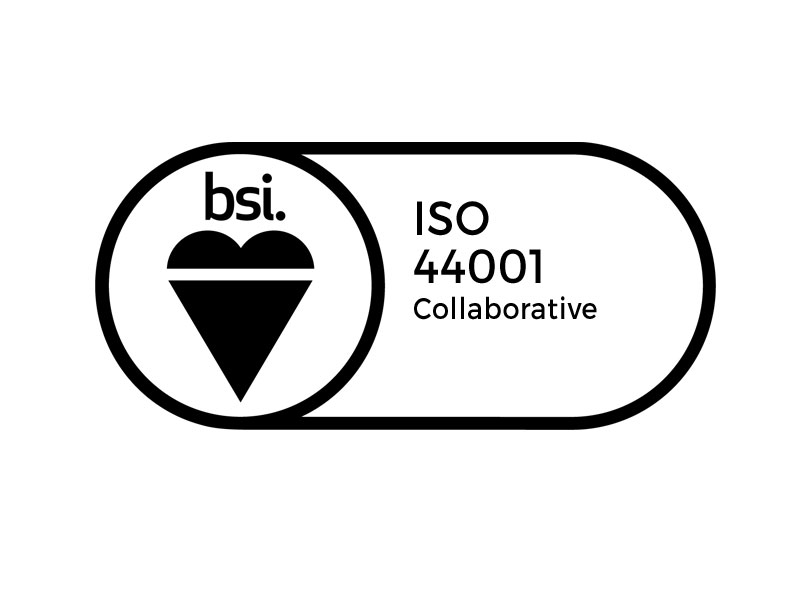 ISO 44001 Collaborative Business Relationship - Highways England East Midlands Asset Delivery (EMAD)